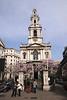 St Mary le Strand Church the Strand London