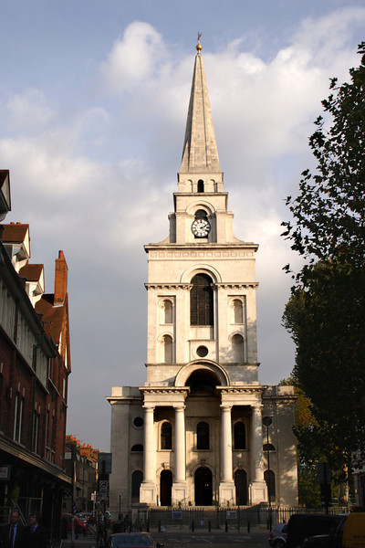 Christ Church Spitalfields London
