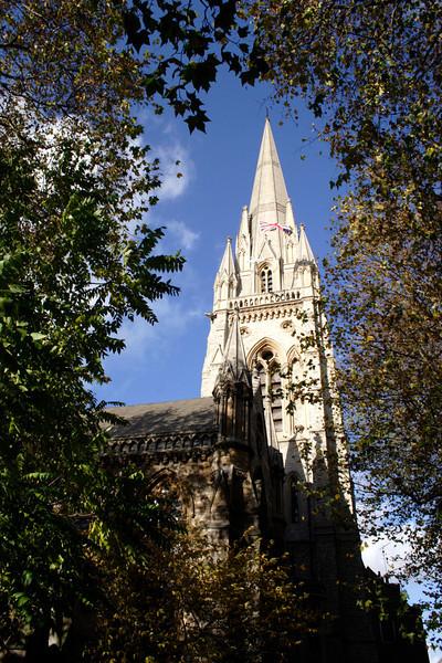 St Marys Abbots Church Kensington London