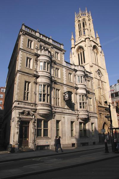 Romanian Orthodox Church Fleet Street London