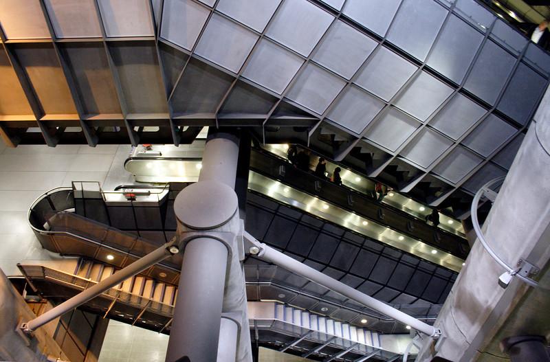 Westminster Underground Station London