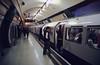 Paddington underground station London