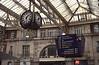 Waterloo railway station London