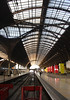 Paddington railway station London