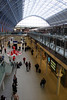 St Pancras International Railway Station London