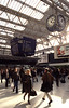 Waterloo Railway Station London