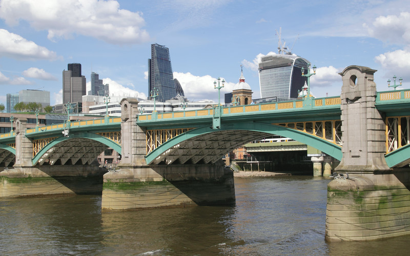 Southwark Bridge London