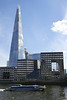 The Shard skyscraper in London