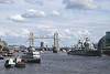 Tower Bridge and HMS Belfast London