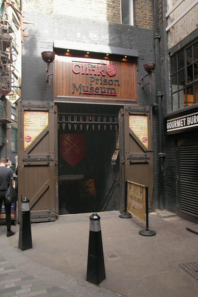 The Clink Prison Museum Southwark London
