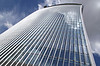 The 20 Fenchurch Street Walkie Talkie Building in the City of London