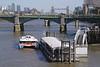 Bankside Pier South Bank London