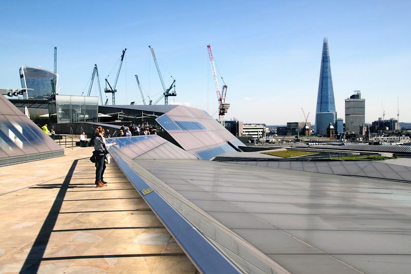 Rooftop Terrace 1 New Change London