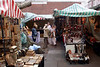 Market by St James's Church Piccadilly May 2008