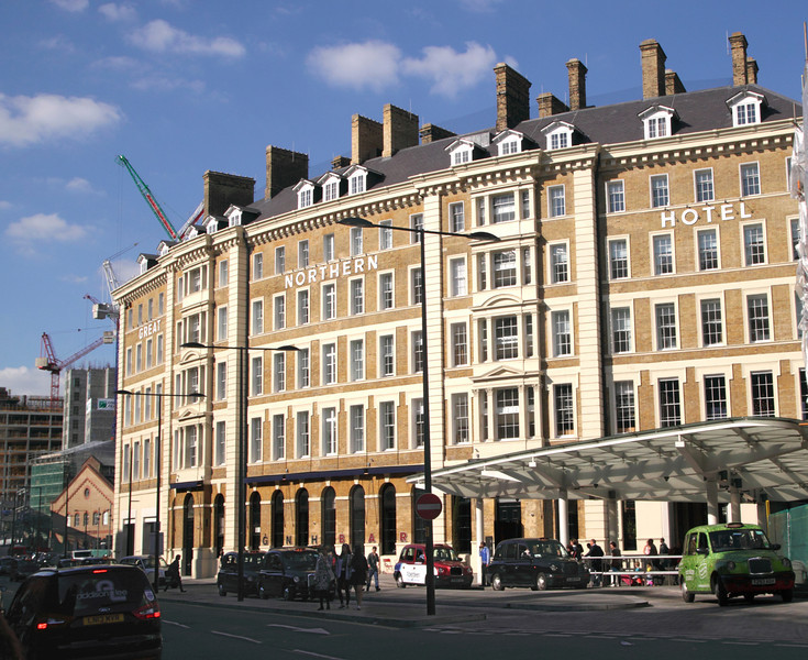 Great Northern Hotel Argyle Square Kings Cross London