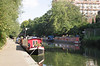 Regent's Canal Kings Cross London
