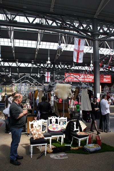 Old Spitalfields Market London
