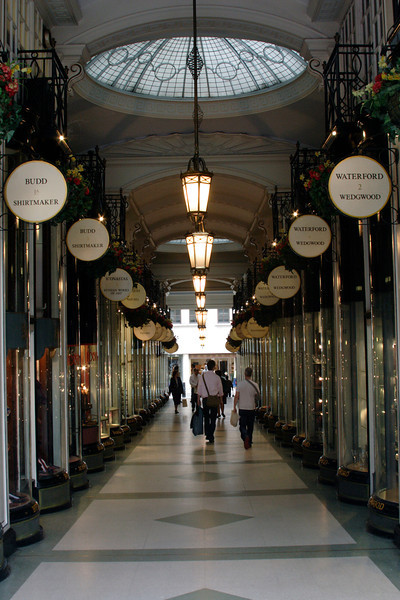 Piccadilly Arcade London