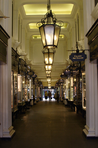 Princes Arcade Piccadilly London