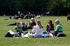 Picnic at Green Park London May 2008