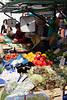 Vegetable stall Portobello Road Market London
