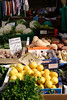 Fruit and vegetables for sale at Portobello Road Market London