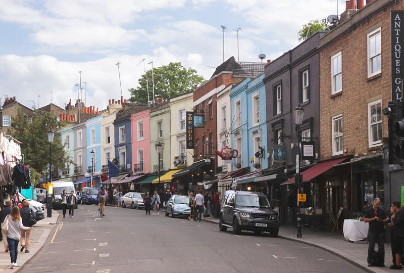 Portobello Road Notting Hill London
