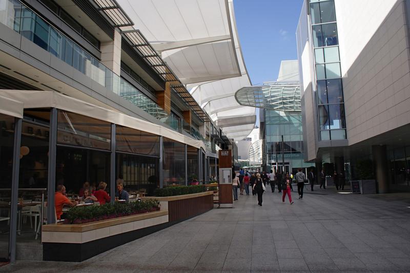 Westfield Shopping Centre Shepherds Bush London