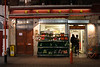 Grocery store Chinatown London at night January 2008