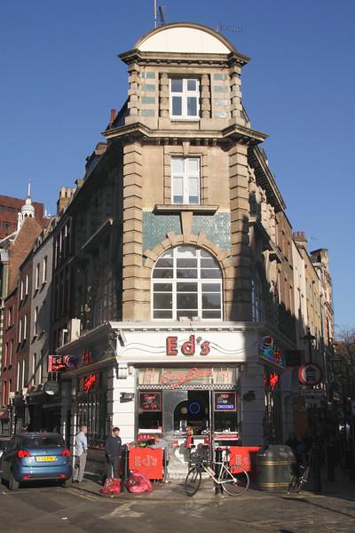 Ed's Easy Diner Soho London