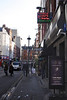 Ronnie Scott's Club Soho London November 2007
