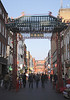 Chinatown London March 2012