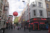 Wardour Street Chinatown Soho London September 2012