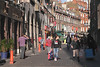 Shopping in Lisle Street Chinatown Soho London 2012