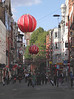 Wardour Street Chinatown Soho London September 2012