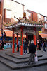 Mini Pagoda Chinatown London November 2007