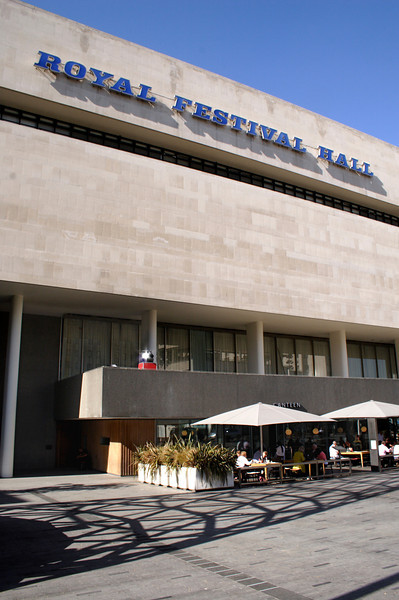 Royal Festival Hall at the South Bank Centre London