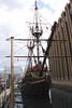 The Golden Hind replica ship London
