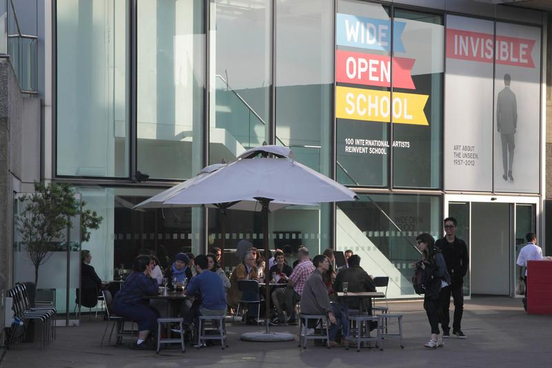 Hayward Gallery at the Southbank Centre London