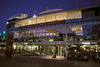 Royal Festival Hall South Bank London at night June 2012