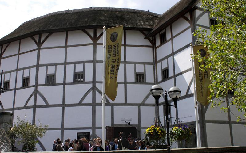 Globe Theater South Bank London