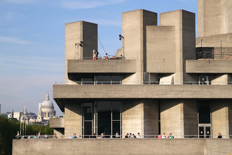 National Theatre Southbank Centre London