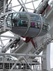 Closeup London Eye