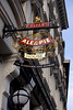 The Barrowboy and Banker pub sign Southwark London