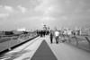 On the Millenium Bridge London