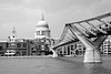 Millenium bridge London