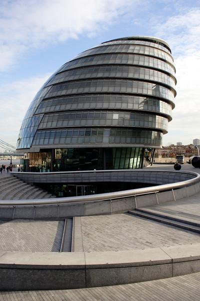 GLA HQ London