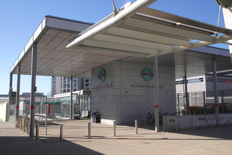 Stratford International Station London