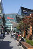 Grounds of the Stratford Westfield Shopping Centre London
