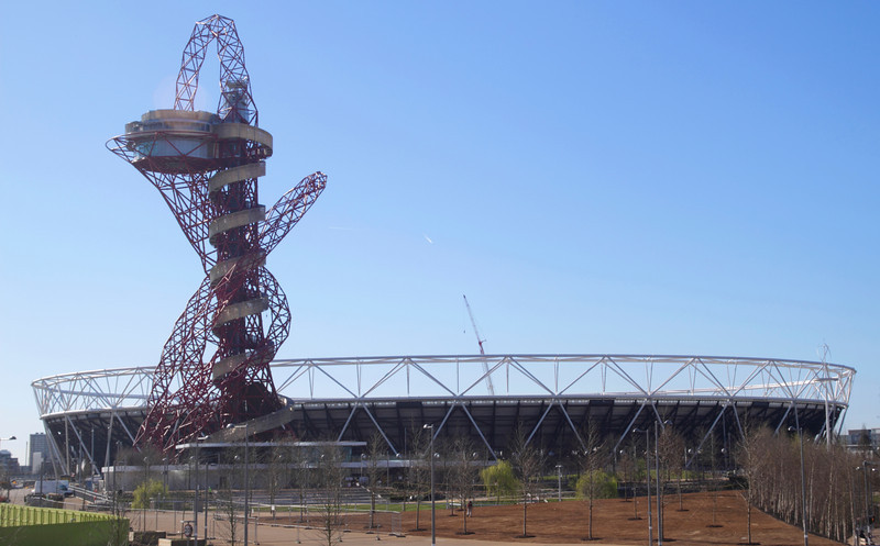 Olympic Stadium Stratford London